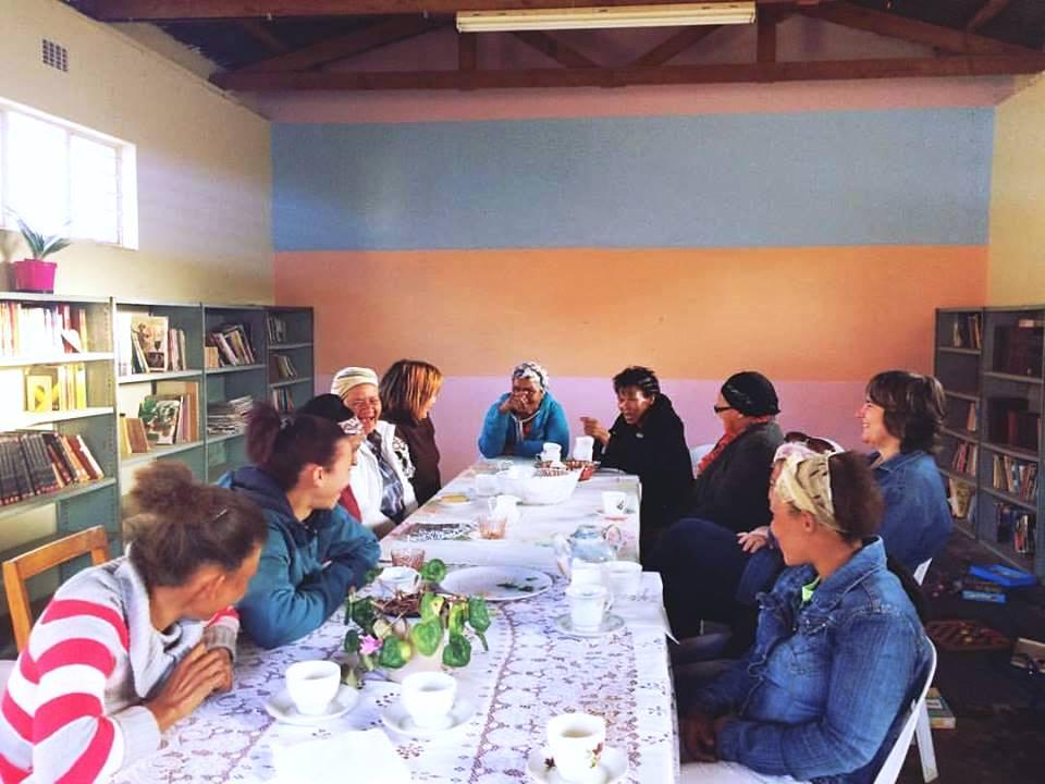 Vinkrivier Ladies Tea and Fellowship